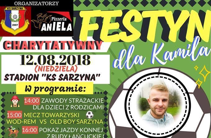 Festyn dla Kamila