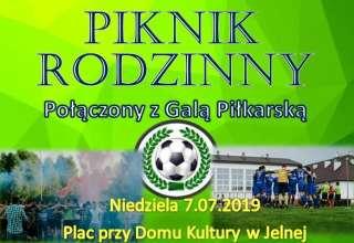 Piknik Rodzinny w Jelnej
