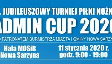 admin cup
